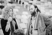 Peter Grant and Robert Plant