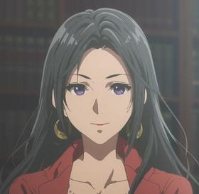 Cattleya Baudelaire (Anime)