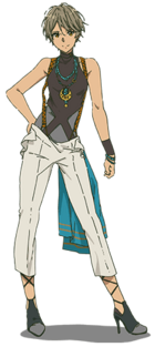 Iris Anime Design