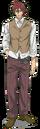 Hodgins Anime Design
