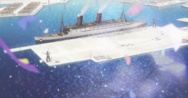 Schiff in Episode 1