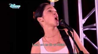 Vilu, Cami und Fran singen Veo Veo Folge32 deutsch