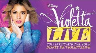 VIOLETTA LIVE - Die große Deutschland-Tour - Herbst 2015!