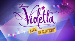 Violetta Live In Concert