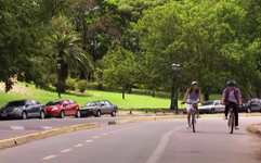 Leon-teaches-violetta-how-to-ride-a-bike