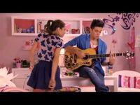 Vilu und Fede singen En Mi Mundo