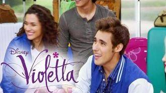 """VIOLETTA Stars mit """"En Gira"""" - Hits aus Staffel 3 - im DISNEY CHANNEL"""