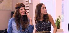 Violetta und Camila
