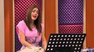 """Violetta - Vilu sings """"We Can"""""""