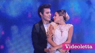 "Violetta 3 English Vilu and Leon sing ""I need to let you know"" Ep.80"