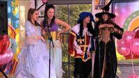 Violetta - Momento musical ¨Algo suena en mi¨ en la fiesta de disfraces