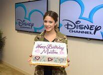 Martina birthday cake