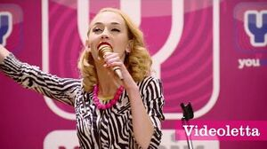 "Violetta 3 English Ludmila sings ""All that I want"" Ep"