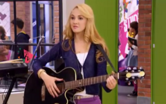 Ludmila and guitar