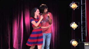 Violetta - Fran y Marco cantan juntos (Temp 2 - Ep 29)