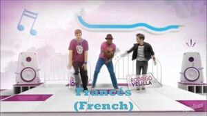 Violetta - Opening Multilanguage (HD 1080p)