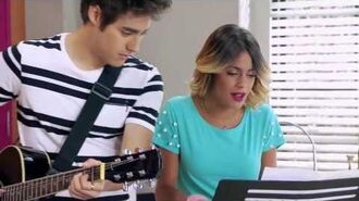 Violetta 3 English - Hold me and you'll see (Abrázame y verás) - Ep. 77