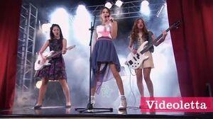 """Violetta 2 English - Girls sing """"Friendship Code"""" Ep"""