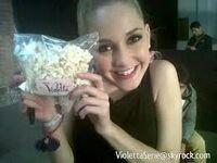 Mechi's popcorn