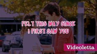 Violetta 3 English I need to let you know (Abrázame y verás) Lyrics Video