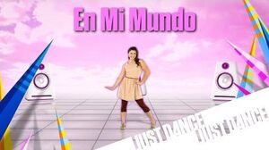 Just Dance Disney Party 2 - Em Mi Mundo-1