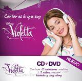 Violetta: Cantar Es Lo Que Soy