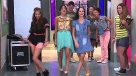 Violetta 2 Video musical Codigo amistad