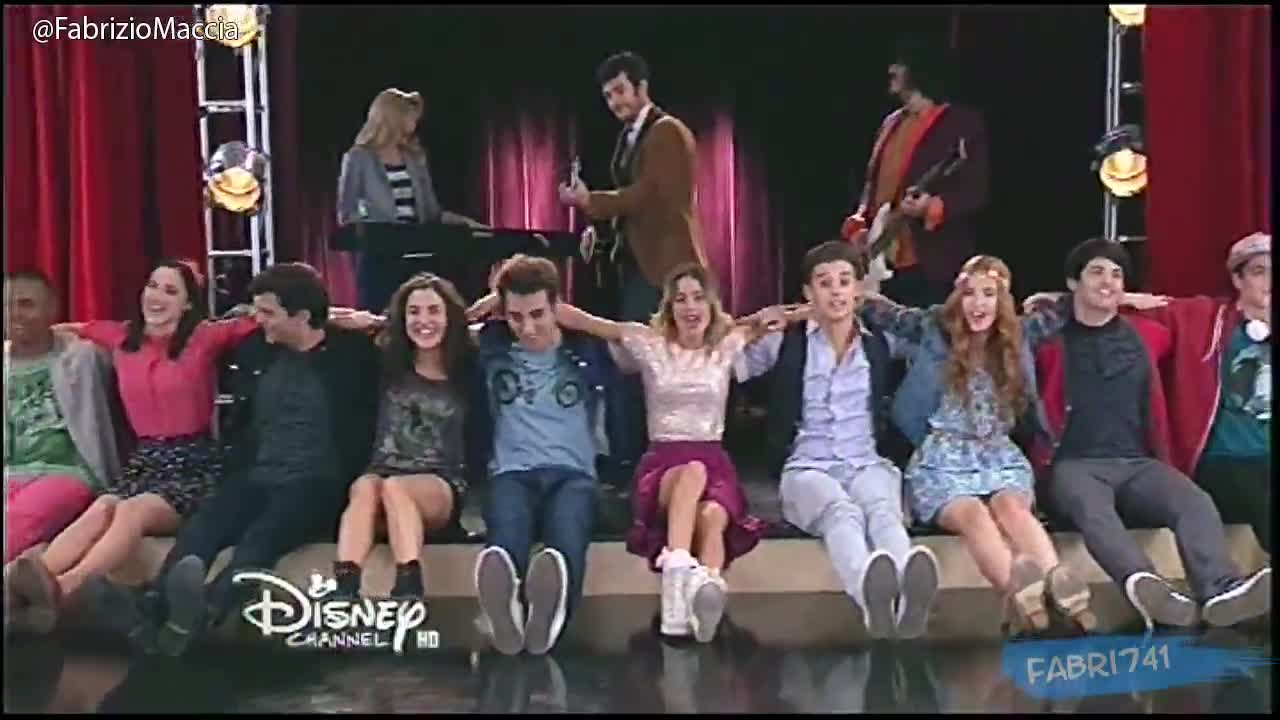 Friends Till The End | Violetta Fanon Wiki | FANDOM powered