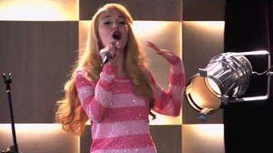 Violetta - Ludmila sings Destinada a Brillar in English