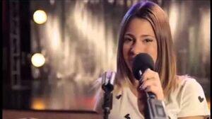 Violetta En mi mundo, versión acústica Martina Stoessel, Jorge Blanco, Lodovica Comello-0