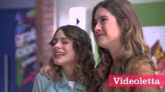 "Violetta 2 English - Guys sing ""Something Lights up Again"" Ep.66"