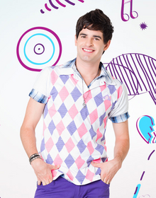 Andrés Season 1 Promotional Picture