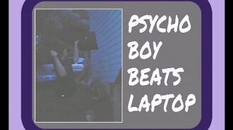 PSYCHO BOY BEATS LAPTOP