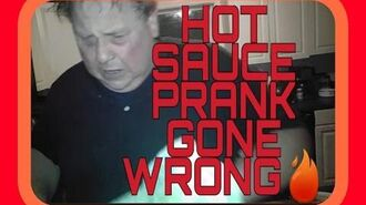 HOT SAUCE PRANK GONE HORRIBLY WRONG!!!