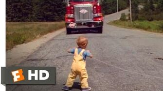 Pet Sematary (1989) - Gage's Death Scene (4 10) Movieclips