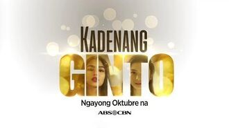 Kadenang Ginto Teaser- This October on ABS-CBN!
