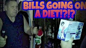 BILLS GOING ON A DIET!?!? (RAGE)