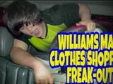 WILLIAM'S MALL CLOTHES SHOPPING FREAK-OUT!!!