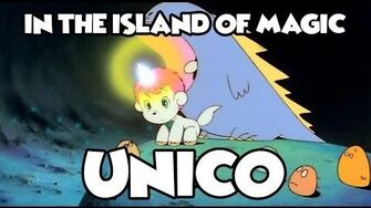 Unico In the Island of Magic (1983) HD 720p