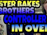 SISTER BAKES BROTHER'S XBOX CONTROLLER IN OVEN INSIDE CAKE!!!