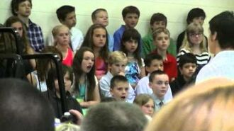 William graduates Elementary School