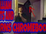 KID BEATS AND BURNS CHROMEBOOK OVER HOMEWORK!!!