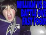 WILLIAM AND BILL BATTLE OVER FAST FOODS!!!