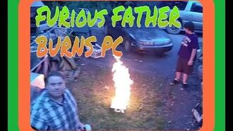 FURIOUS FATHER BURNS PC