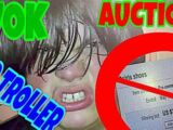 KID LOSES IT OVER BID TROLLER ON EBAY!!!