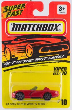 MatchboxViperSuperFast