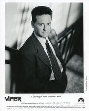 Agent Sherman Catlett