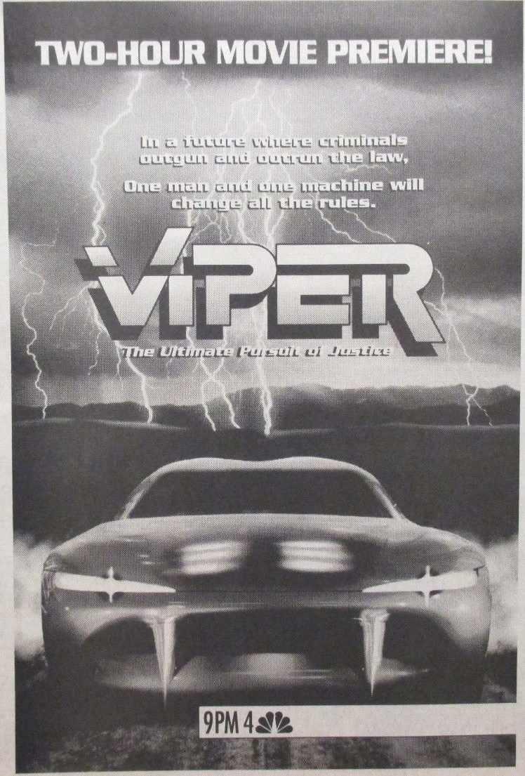 Pilot Viper Tv Series Wiki Fandom Powered By Wikia