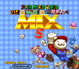 File:VIP Mario 5 Title.png