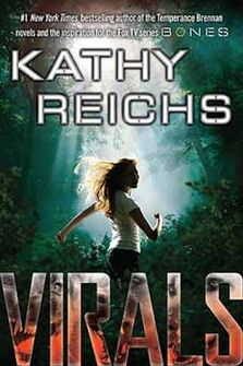 Virals first edition cover